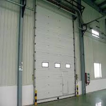 Industrial Lifting Garage Door