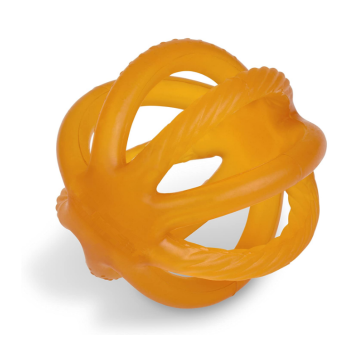 Natural Safe Silicone Rubber Baby Teether Ball