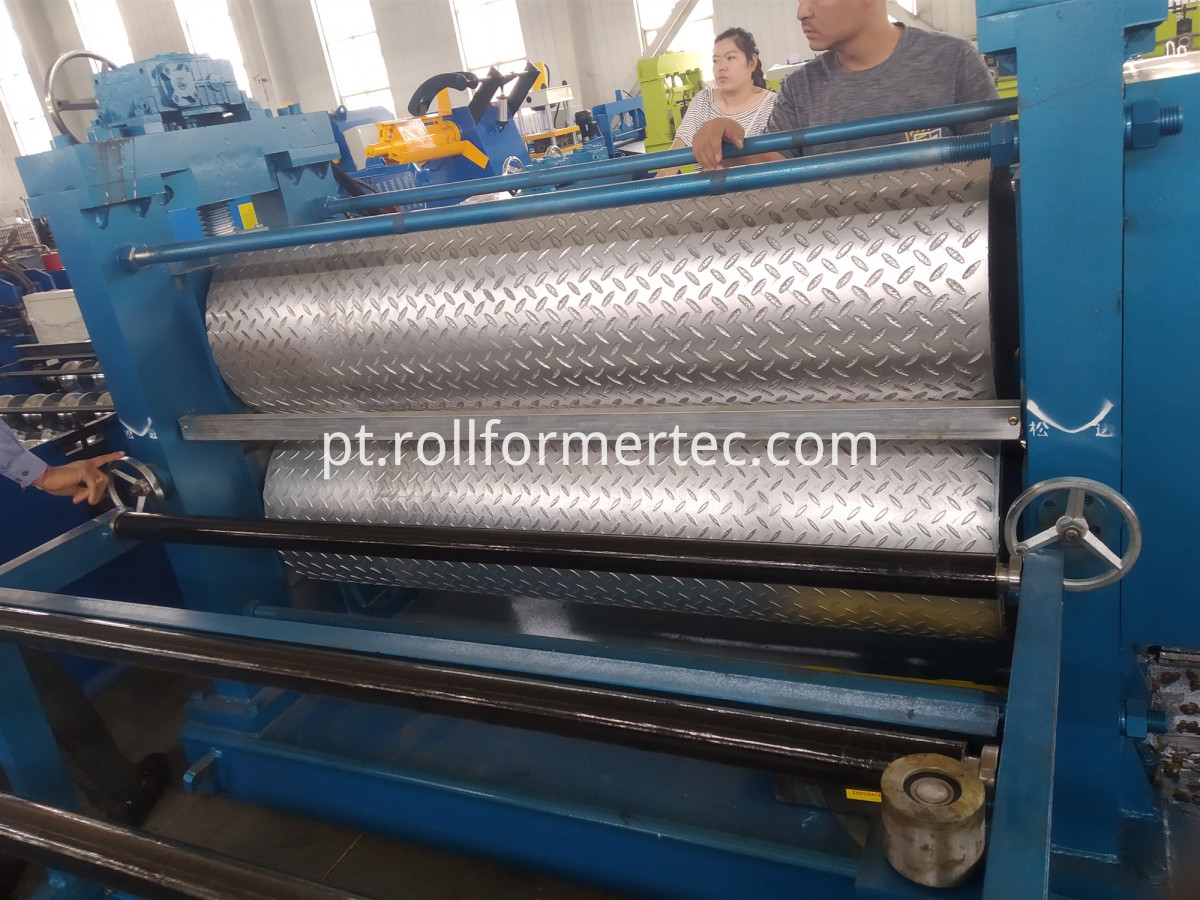 Metal Plate Embossing Machine3