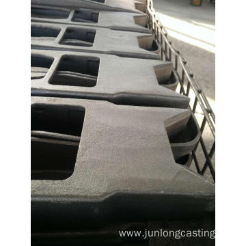 Truck parts of precision casting product