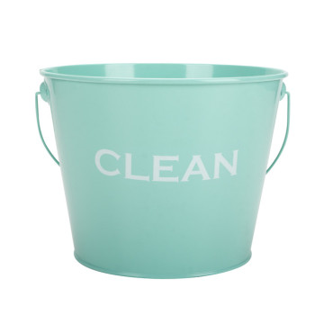 Colorful Water Bucket With Handle