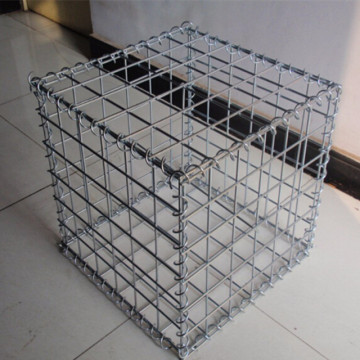 Welded Mesh Galvanized Gabion Box/Basket