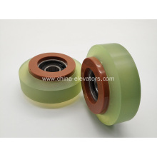 Step Roller for Mitsubishi Escalators 76*35*6002