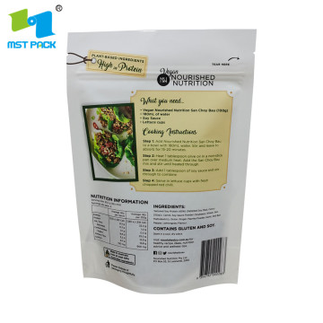 biodegradable heat seal bags