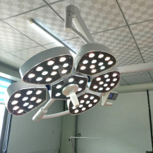 New design Hospital LED shadowless lamp