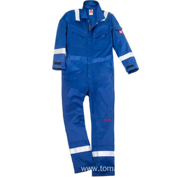 Fire Resistant Fr Coverall for Oil and Gas