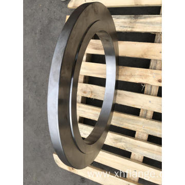 Acid and alkali resistant flange