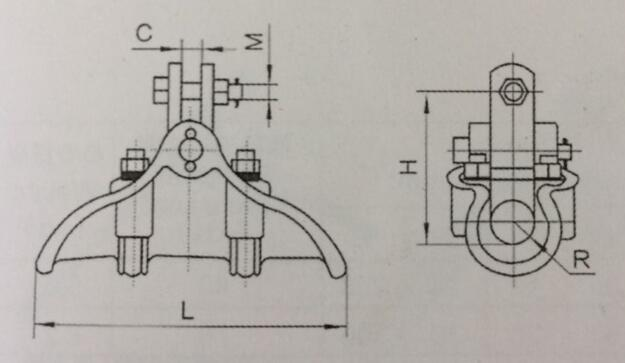 XGF Suspension Clamp Design