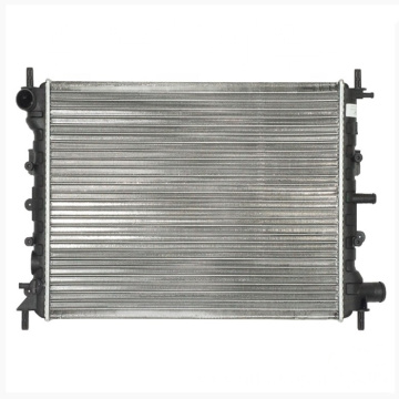 Car Plastic Radiator upper Tank and Radiator