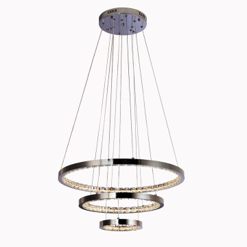 led surface mounted chandelier luxury lights