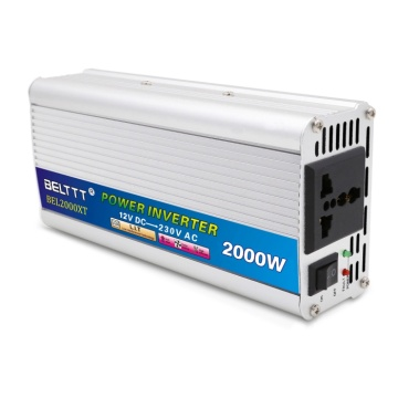 2000W Direct Current to Alternating Current Power Inverter