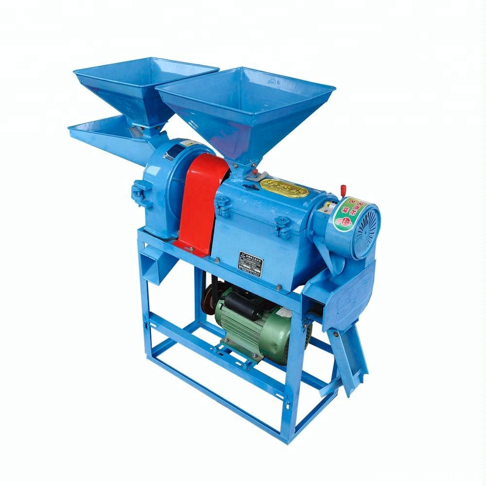 6NF-2.2 fully automatic rice mill machine in philippines