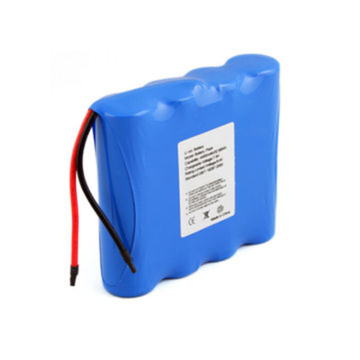 18650 1S4P 3.7V 12000mAh Lithium Ion Battery Pack