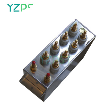 High reliability electric heating capacitor 2000Kvar