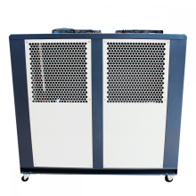 Vacuum plating industry air cooled water chiller