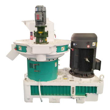 1-1.5t/h Self-lubricating wood pellet making machine