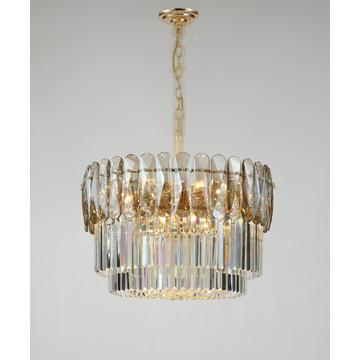 Modern Living Room Decoration Elegant Crystal Chandelier