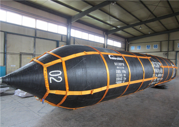 High Buoyancy Marine Boat Ship Launching Airbags