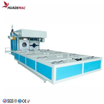 HUADE plastic PVC pipe belling machine