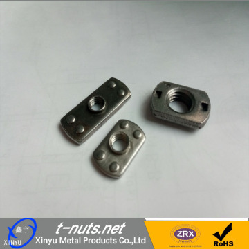 Carbon Steel Welded Nuts