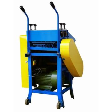 Coaxial Copper Cable Wire Stripper Machine