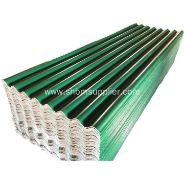 Iron Crown Anti-Corrosion No-asbestos MgO Roof Sheet Price