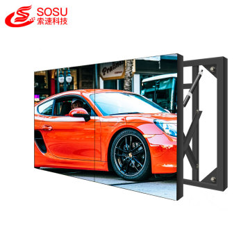 HD 1080P narrow bezel lcd video wall player