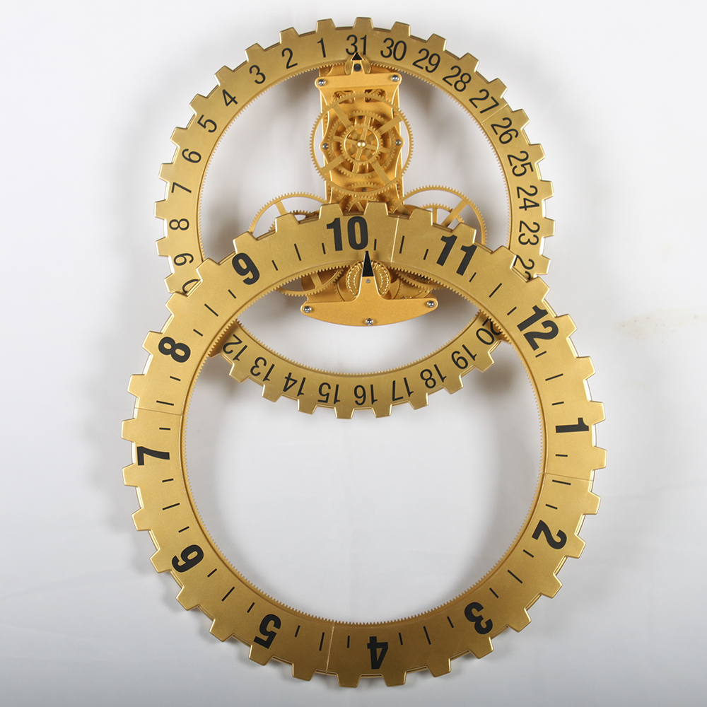 Large Gear Wall Clocks For Sale
