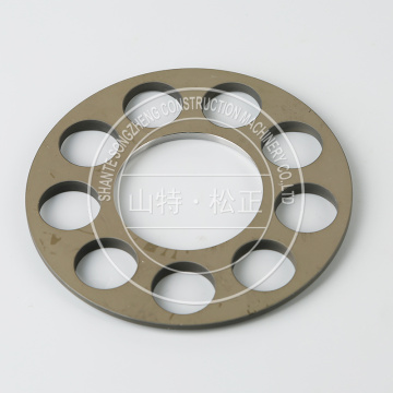 Valve Plate 708-3S-13230 for PC55MR-2 Hydraulic Pump Spare Parts