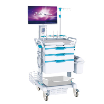 Tianao Light Series Mobile Nurse Workstation