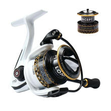 HIGH STRENGTH GRAPHITE SALT WATER,FRESH WATER REEL