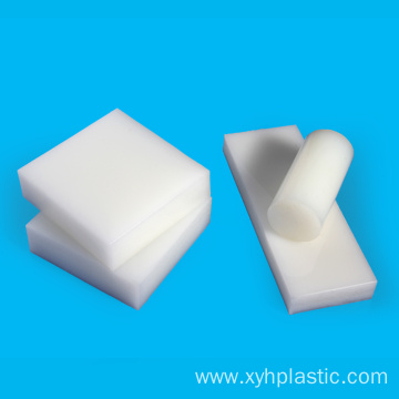 White Black Pom Acetal Sheet in Plastic Sheet