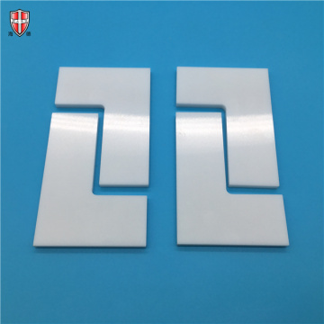 polished ZrO2 zirconia ceramic sheet brick tile