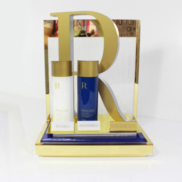 Free design acrylic products display stand for cosmetic