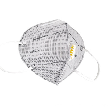 KN95 en 149 2001 a12009 valved facemask with filter