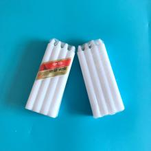8pcs Packing Paraffin Wax Household White Taper Candle