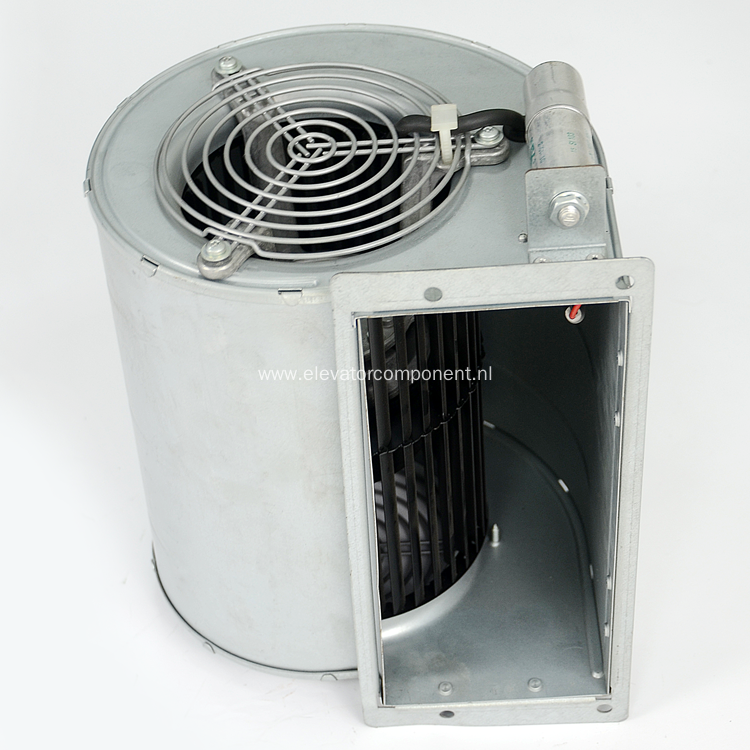 KONE Elevator Fan for MX18 Gearless Machine