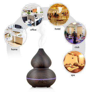 Aromatherapy Cool Mist Ultrasonic Air Humidifier
