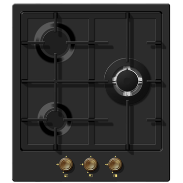 Gas Cooker 3 Burners Tecnogas