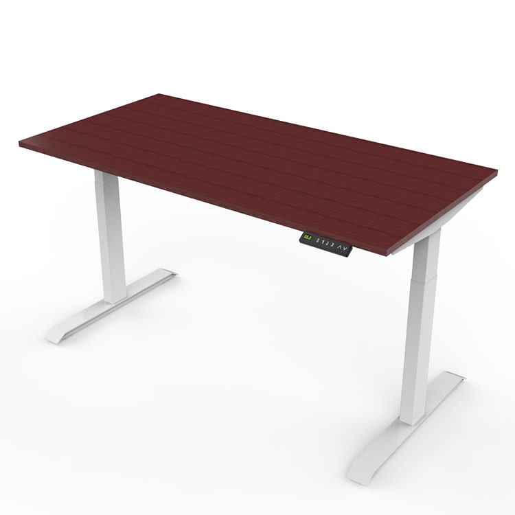 Electric Sit Down Stand Up Desk For Sale