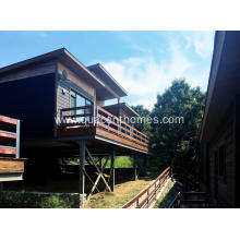 Cold Formed Steel Frame Prefab House