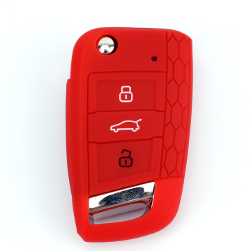 New Car Key Case For Volkswagen Golf 7