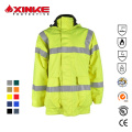 flame retardant reflective safety jackets