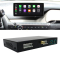 اي فون CarPlay Box ل BMW i3 I01 2013 to 2017 NBT system Android Auto decodod head head screen add-on interface