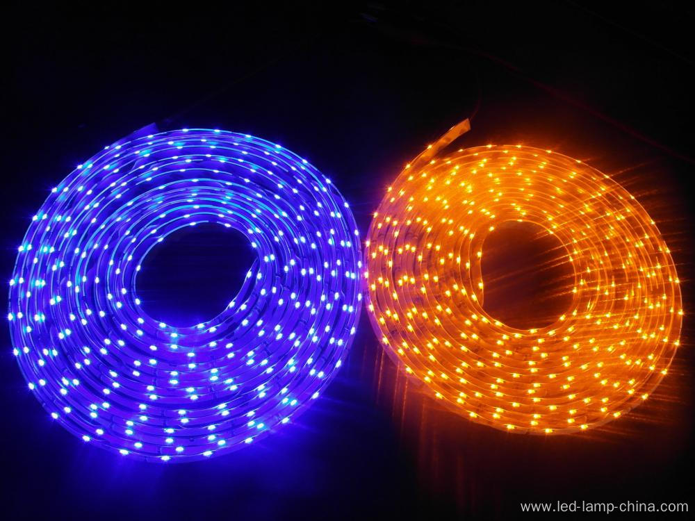335 RGB White Warm White waterproof car led lights