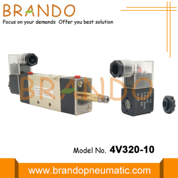 4V320-10 AirTAC Type 3/8 Inch Pneumatic Valve