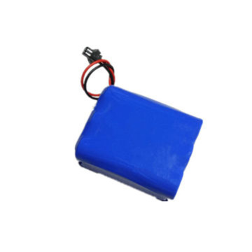 18650 3S2P 11.1V 6700mAh Li Ion Battery
