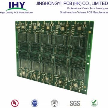 6 Layer Fr4 Material Multilayer BGA PCB