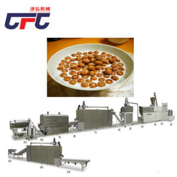 wheat flakes production line