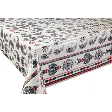 3D Laser Coating Tablecloth Lowes